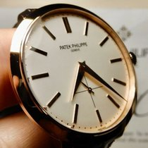 Patek Philippe Calatrava Rose gold 38.5mm United States of America, North Carolina, Winston Salem