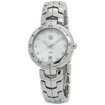 TAG Heuer Link Lady Steel 34.5mm Silver United States of America, New York, New York