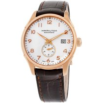 Hamilton Jazzmaster Maestro Steel 40mm White Arabic numerals United States of America, New Jersey, Somerset