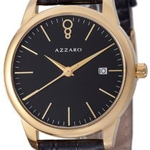 Azzaro Gold/Steel Quartz AZ2040.62BB.000 new