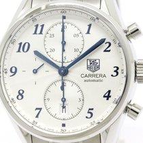 TAG Heuer Carrera Heritage Calibre 16 Automatic Watch Cas2111...