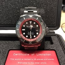 Rolex Sea-Dweller Deepsea Deep Red