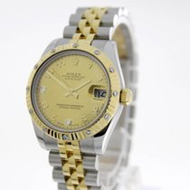 Rolex Lady-Datejust Gold/Stahl 31mm