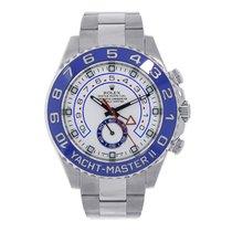 Rolex YACHT-MASTER II 44mm Stainless Steel Watch