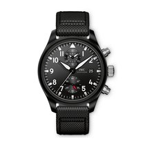 IWC Pilot's Watch Chronograpgh Top Gun