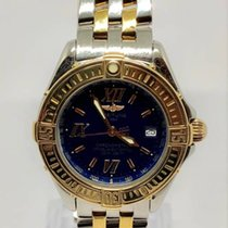 Breitling Cockpit Lady steel and gold