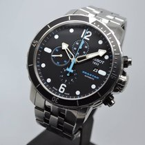 Tissot Seastar 1000 Automatic Chronograph T066 Box/Papers
