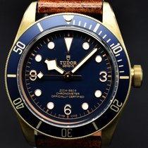 Tudor Heritage Black Bay Bucherer Limited Edition