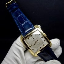 Vacheron Constantin 4737 Yellow gold 1955 35mm pre-owned