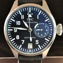 IWC Big Pilot 7 Days Power Reserve - Date - (FULLSET B&P2015)