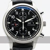 IWC Classic Pilot Chronograph