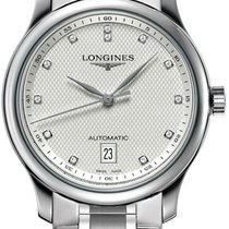 Longines Master Collection Acél 38.5mm Ezüst