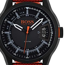 Hugo Boss Steel 48mm Quartz 1550001 new