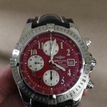 Breitling Chronomat Evolution Steel 44mm No numerals United Kingdom, Kirkcaldy