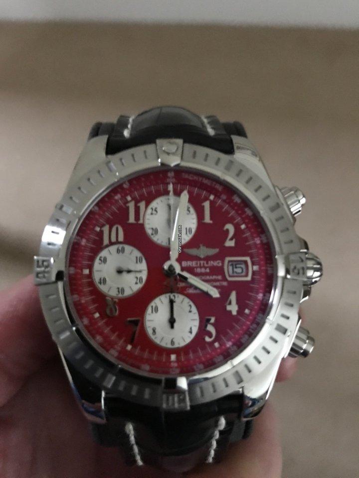 35caccf41a2 Breitling Chronomat - Todos os preços de relógios Breitling Chronomat na  Chrono24