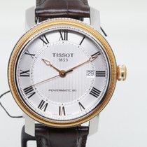 Tissot Bridgeport nuevo 40mm Acero