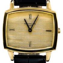 Patek Philippe 35mm Manual winding pre-owned Golden Ellipse Gold