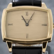 Patek Philippe pre-owned Manual winding 36mm Gold