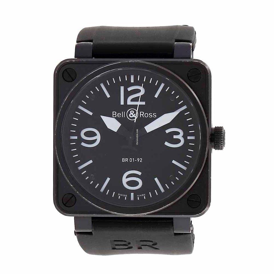 debf4136066 Bell   Ross BR 01 - Todos os preços de relógios Bell   Ross BR 01 na  Chrono24