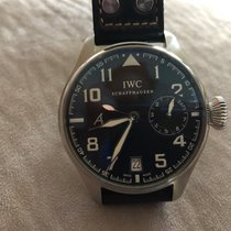 IWC Big Pilot pre-owned 46mm Rose gold