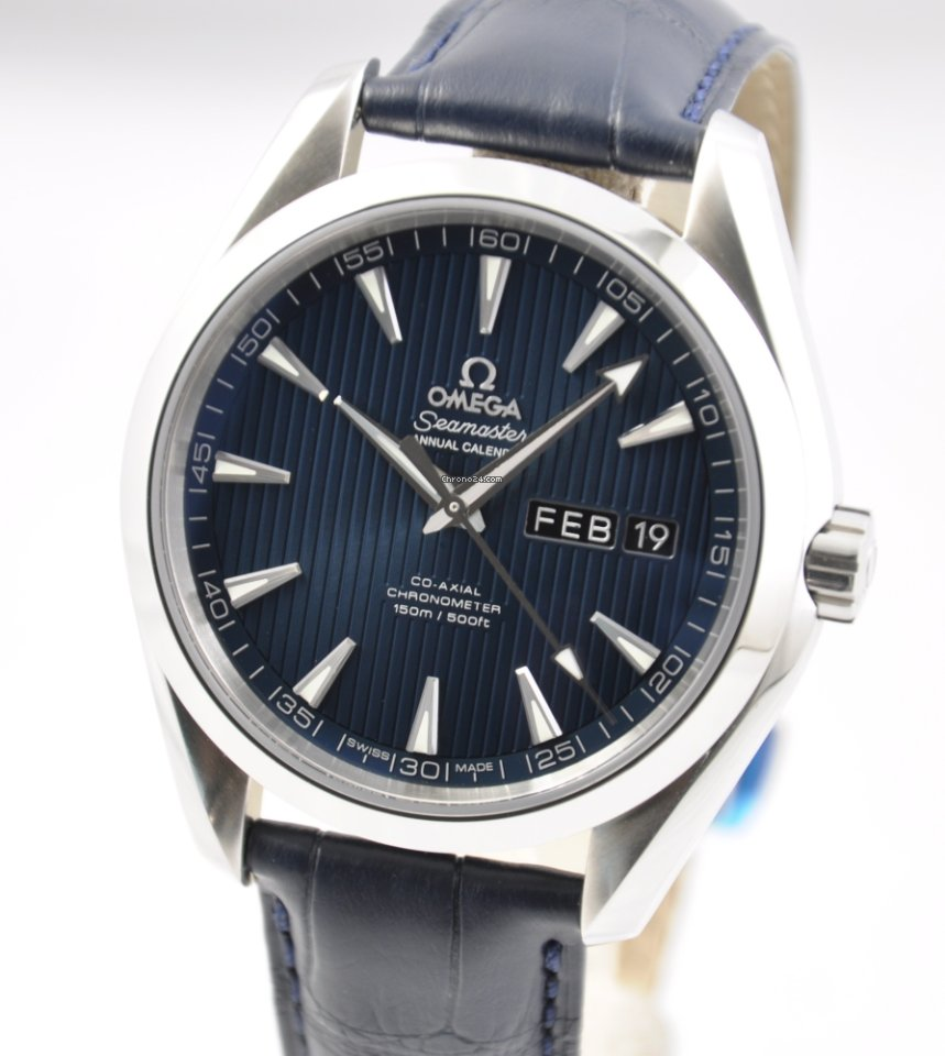 caa4ed08148 Prices for Omega Seamaster Aqua Terra watches
