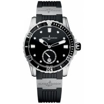 Ulysse Nardin Lady Diver Steel 40mm Black United States of America, New York, New York