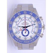 Rolex Yacht-Master II 116680 Neu Stahl 44mm