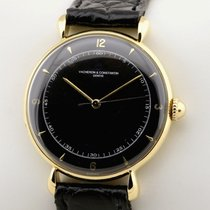 Vacheron Constantin Tear Drop Lugs Oversize 18K Gold V454 Sub Center Second 1948 pre-owned