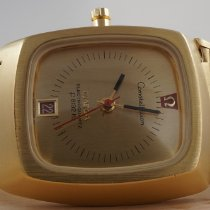 Omega Constellation Quartz occasion 37mm Or jaune