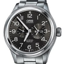 Oris Big Crown ProPilot Worldtimer 01 690 7735 4063-07 8 22 19-1 new