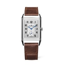 Jaeger-LeCoultre Reverso Duoface new 2019 Manual winding Watch with original box and original papers Q3848422