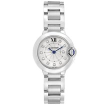Cartier Ballon Bleu 28mm WE902073 2019 new