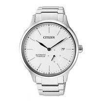 Citizen new Automatic 42mm Titanium Sapphire Glass