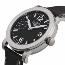 Elysee Aço 42mm Corda manual novo