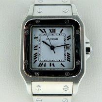 Cartier Santos (submodel) usados 29mm Acero