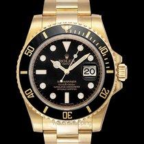 Rolex Submariner Date 116618GLN nouveau