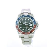 Rolex 116719BLRO Or blanc 2015 GMT-Master II 40mm occasion France, Bordeaux
