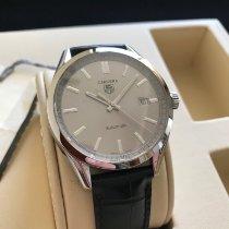 TAG Heuer Carrera Calibre 5 nieuw 2012 Automatisch Horloge met originele doos en originele papieren WV211W.FC6180