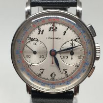 Longines 13ZN Steel 1944 pre-owned
