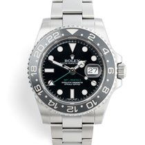 Rolex 116710LN Steel 2014 GMT-Master II 40mm pre-owned United Kingdom, London