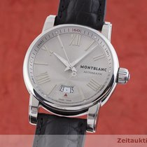 Montblanc 4810 Acero 41.5mm Plata