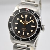 Tudor Black Bay Steel 41mm Black No numerals United States of America, Ohio, Mason