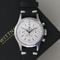 Wittnauer Steel 35mm Manual winding pre-owned