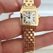Cartier Santos Demoiselle W25063X9 2005 pre-owned