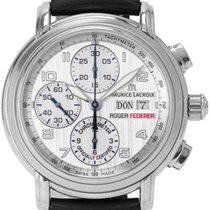 Maurice Lacroix Masterpiece MP6128-SS001-92G 2006 pre-owned