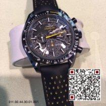 Omega Speedmaster Professional Moonwatch Carbono 44.25mm Negro Sin cifras
