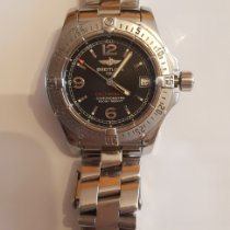 Breitling Colt Oceane new 2008 Quartz Watch with original box and original papers A77380