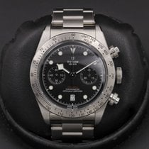 Tudor Black Bay Chrono Steel 42mm Black United States of America, California, Huntington Beach