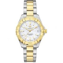 TAG Heuer Aquaracer Lady Gold/Steel 32mm Mother of pearl United States of America, Pennsylvania, Holland