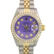 Rolex 69173 Gold/Steel Lady-Datejust 26mm pre-owned United States of America, California, Los Angeles